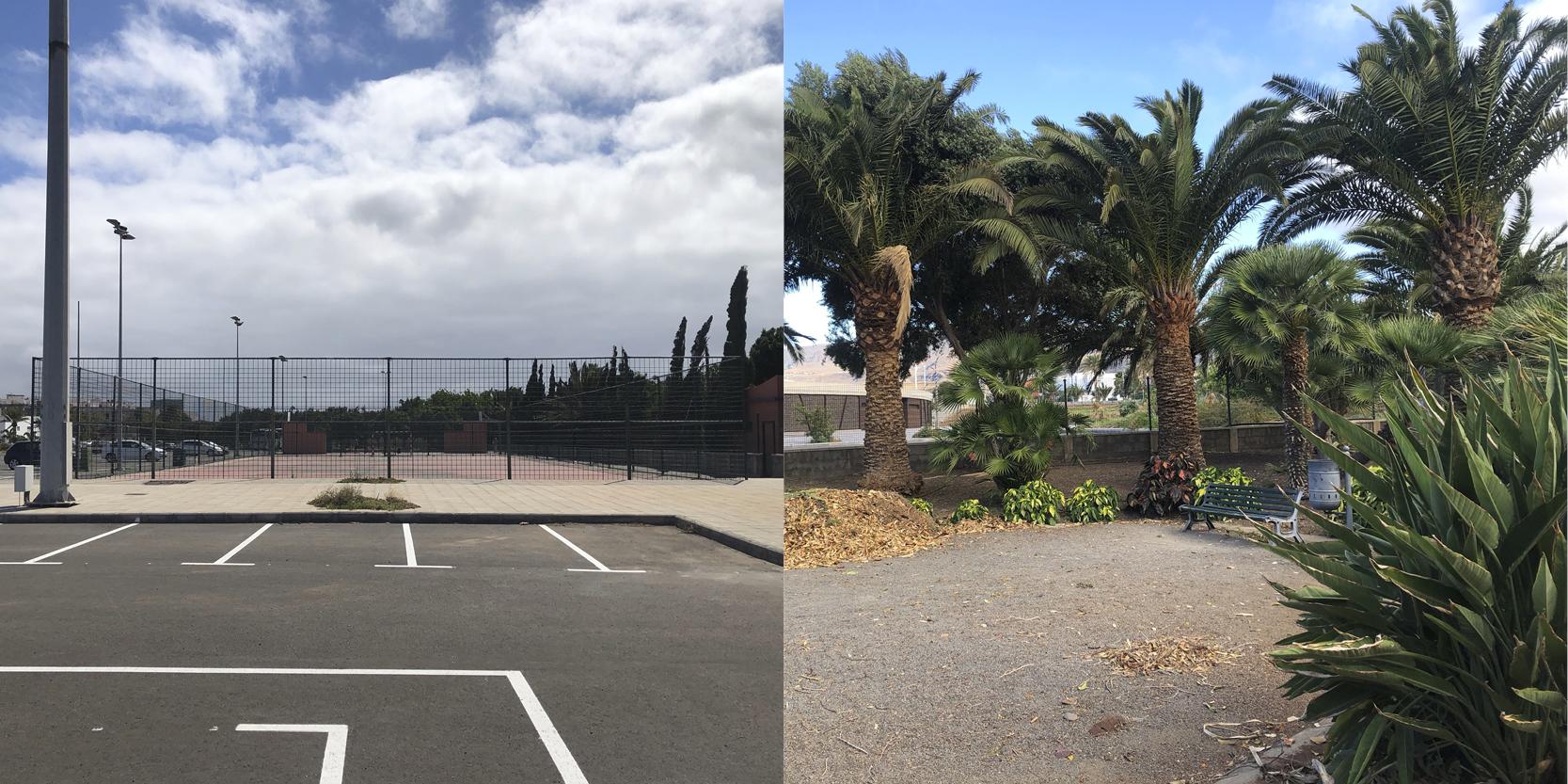 Recuperación y reforma integral de las pistas deportivas de Cruce de Arinaga en Argüimes, Las Palmas de Gran Canaria Hernan Lleida Bernardo Garcia5